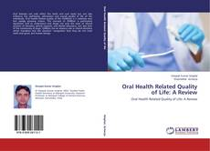 Обложка Oral Health Related Quality of Life: A Review
