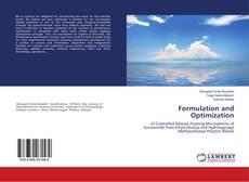 Copertina di Formulation and Optimization