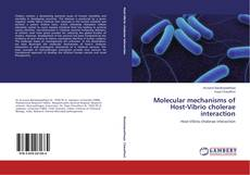 Copertina di Molecular mechanisms of Host-Vibrio cholerae interaction