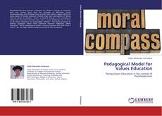Bookcover of Pedagogical Model for Values Education