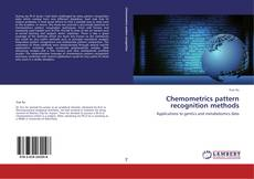 Copertina di Chemometrics pattern recognition methods
