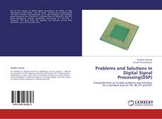 Couverture de Problems and Solutions in Digital Signal Processing(DSP)