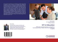 Bookcover of ICT in Education