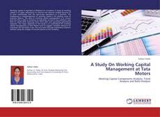 Couverture de A Study On Working Capital Management at Tata Motors