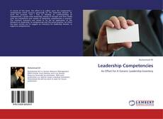 Bookcover of Leadership Competencies