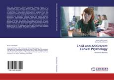 Bookcover of Child and Adolescent Clinical Psychology