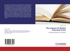 Portada del libro de The Impact of Global Financial Crisis