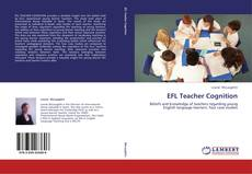 Bookcover of EFL Teacher Cognition