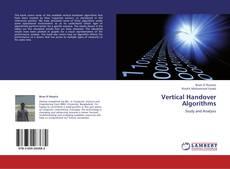 Capa do livro de Vertical Handover Algorithms