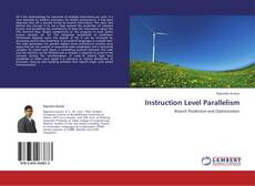 Bookcover of Instruction Level Parallelism