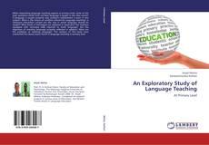 Portada del libro de An Exploratory Study of Language Teaching