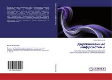 Bookcover of Двухканальные шифрсистемы