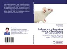 Bookcover of Analgesic and Inflammatory Activity of Symphorema polyandrum (Wight)