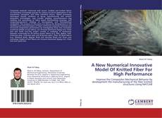 A New Numerical Innovative Model Of Knitted Fiber For High Performance的封面
