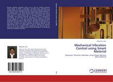 Couverture de Mechanical Vibration Control using Smart Material