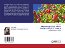 Capa do livro de Ethnography of Apple-Anthropological Voyage