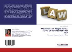 Movement of People across states under international law的封面