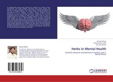 Capa do livro de Herbs in Mental Health