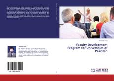 Bookcover of Faculty Development Program for Universities of Pakistan