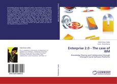 Buchcover von Enterprise 2.0 - The case of IBM