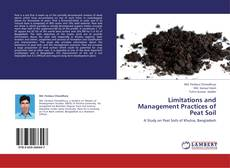 Обложка Limitations and Management Practices of Peat Soil