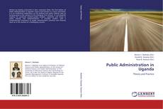 Bookcover of Public Administration in Uganda