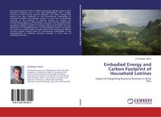 Bookcover of Embodied Energy and Carbon Footprint of Household Latrines
