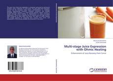 Portada del libro de Multi-stage Juice Expression with Ohmic Heating