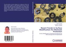 Capa do livro de Recent Trends in Surface Modification for Materials Protection
