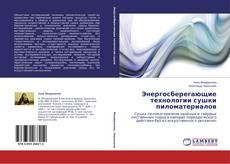 Bookcover of Энергосберегающие технологии сушки пиломатериалов