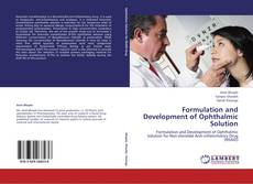 Bookcover of Formulation and Development of Ophthalmic Solution