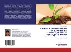 Bookcover of Очистка свиностоков и их влияние на выращиваемые культуры и почву