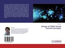 Capa do livro de Design of CNFET based Current Conveyor