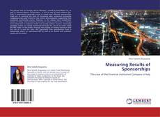 Bookcover of Measuring Results of Sponsorships