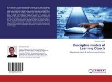 Borítókép a  Descriptive models of Learning Objects - hoz