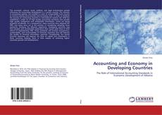 Couverture de Accounting and Economy in Developing Countries