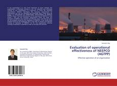 Bookcover of Evaluation of operational effectiveness of NEEPCO (AGTPP)