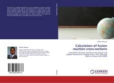 Calculation of fusion reaction cross-sections kitap kapağı