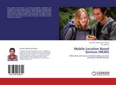 Buchcover von Mobile Location Based Services (MLBS)