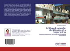 Capa do livro de PCR based molecular identification of a begomovirus