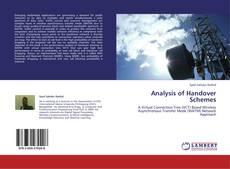 Capa do livro de Analysis of Handover Schemes