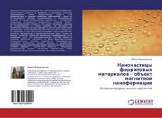 Обложка Наночастицы ферритовых материалов –  объект магнитной нанофармации