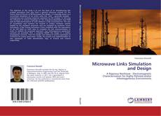 Bookcover of Microwave Links Simulation and Design