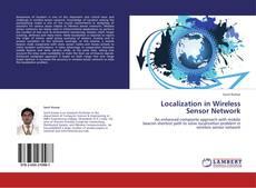 Обложка Localization in Wireless Sensor Network