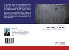 Bookcover of Masonry Structures