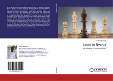 Bookcover of Logic in Nyanja