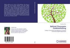 Bookcover of Behind Classroom Codeswitching