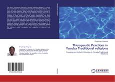 Capa do livro de Therapeutic Practices in Yoruba Traditional religions