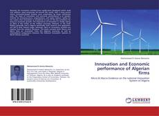 Bookcover of Innovation and Economic performance of Algerian firms