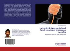 Couverture de Lateralized visuospatial and facial emotional processing in males